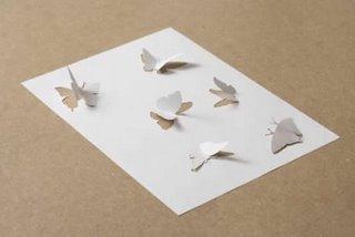 kağıt kesme sanatı...